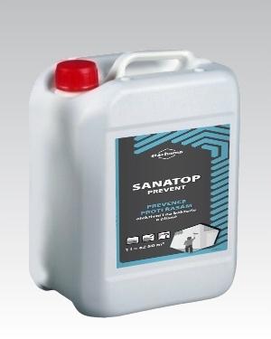 Sanatop Prevent přípravek proti plísni - přísada 5l