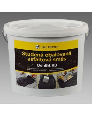 Asfaltová směs studená DenBit RB 25kg (24 ks/balení - 600kg) Doprava zdarma