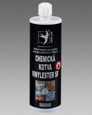 Chemická kotva tekutá Vinylester Den Braven 380ml karton