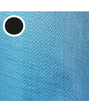 Krycí plachta na bazén kruh 6,4m modrá