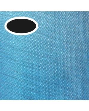 Krycí plachta na bazén ovál 9,1-4,6m modrá