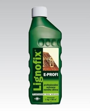 Lignofix E-Profi zelený 1kg