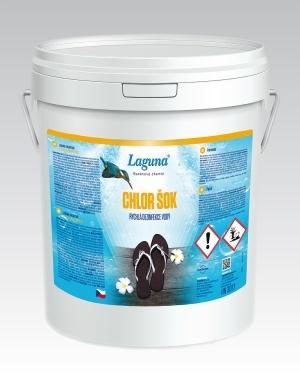 Laguna Chlor šok 45kg
