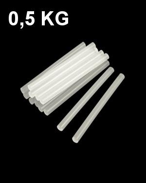 Tavné tyčinky - Tavné lepidlo 7,5x100mm 0,5kg