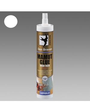 Lepidlo Mamut Glue High Tack bílý 290ml karton