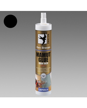 Lepidlo Mamut Glue High Tack černý 290ml
