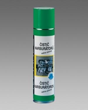 Čistič karburátoru – čistič motoru karton