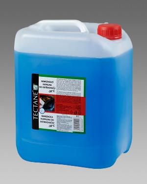 Nemrznoucí směs - kapalina do ostřikovačů -30°C 5l karton