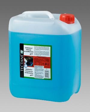 Nemrznoucí směs - kapalina do ostřikovačů -40°C 5l karton