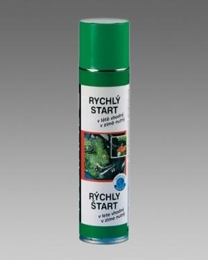Startovací sprej - Rychlý start 400 ml
