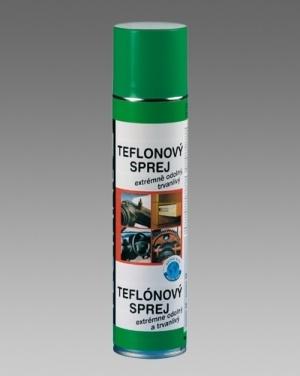 Teflonový sprej - olej 400 ml