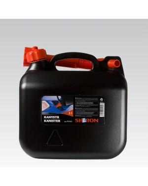 Kanystr na benzín 5l