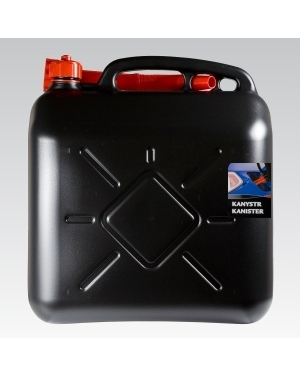 Kanystr na benzín 20l karton